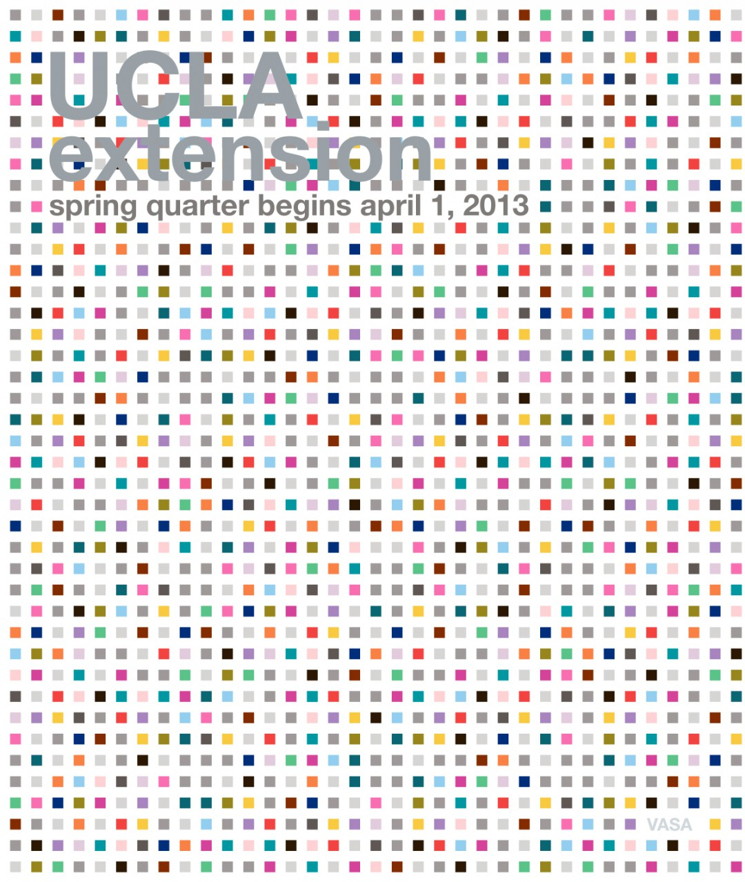 UCLA Extension Master Cover Series